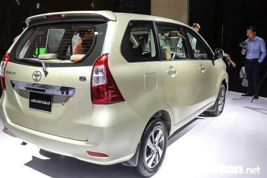 Tại thị trường Việt Nam Toyota Avanza 2018 được bán với giá 537 triệu đồng