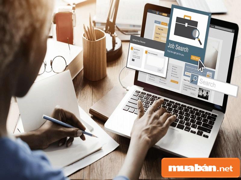 Bạn có thể tìm việc làm hoàn toàn miễn phí với Muaban.net