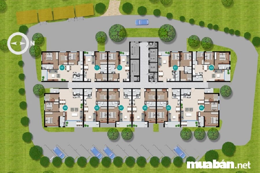 An Gia Riverside - lựa chọn tuyệt vời cho những ai tìm căn hộ chung cư cao cấp tại quận 7, TPHCM.