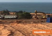 Tình hình mua bán đất Ninh Thuận hiện ra sao?