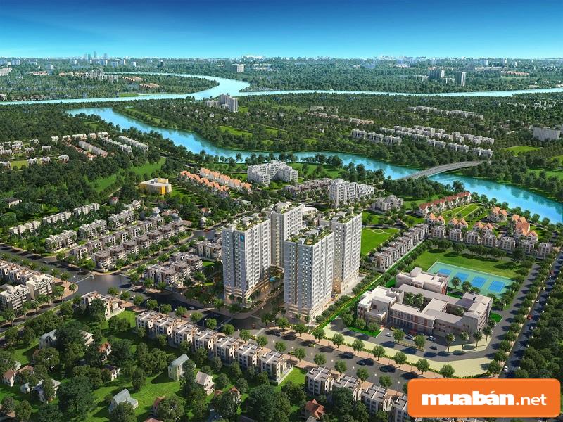Chung cư của Mường Thanh sở hữu vị trí tuyệt đẹp