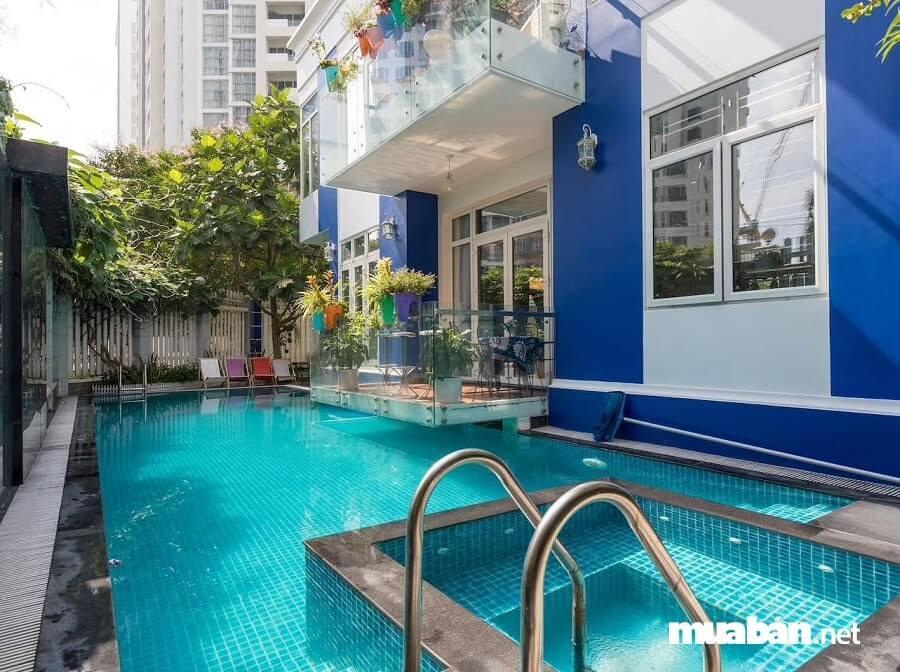 Giá bán căn hộ dự án Cantavil An Phú từ 50 triệu/m2.