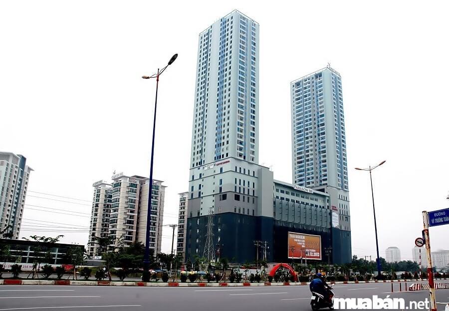 Từ vị trí này có thể kết nối với hàng loạt dự án hạ tầng trọng điểm kết nối với trung tâm Sài Gòn.