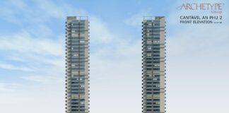 Cantavil An Phú – khu căn hộ chung cư Hàn Quốc giữa lòng quận 2