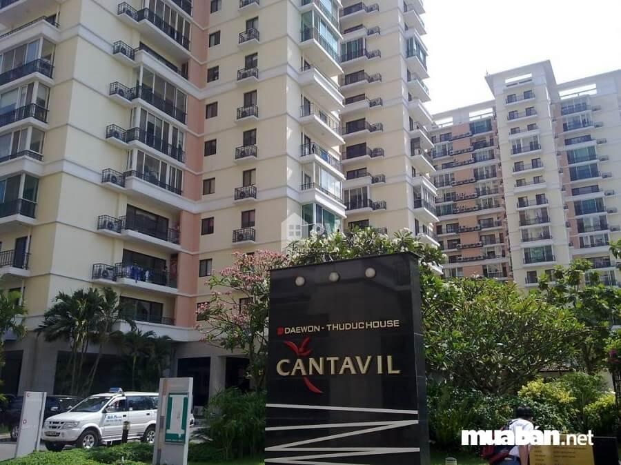 Cantavil An Phú là dự án căn hộ thiết kế theo kiểu Hàn Quốc do Tập đoàn Daewon kiến tạo.