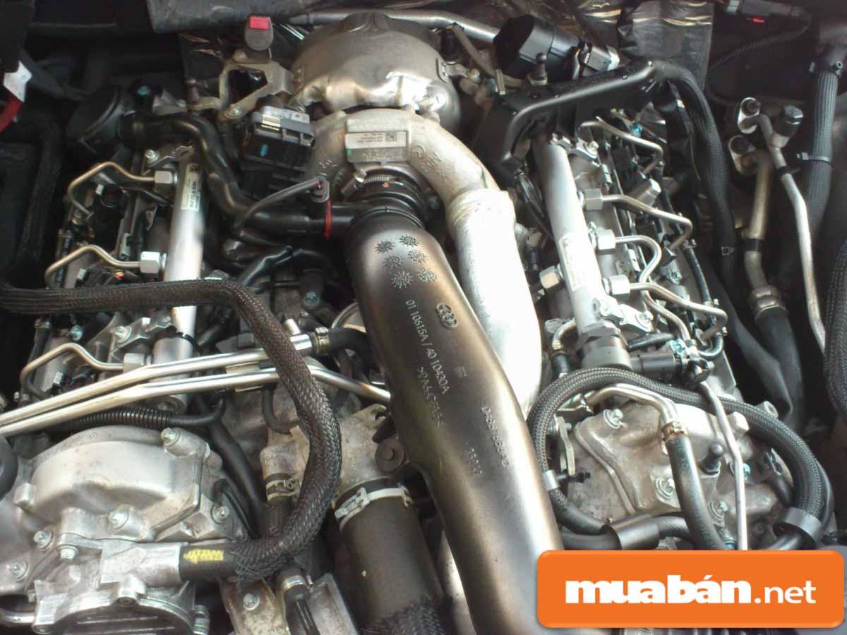 Diesel Engine 9366