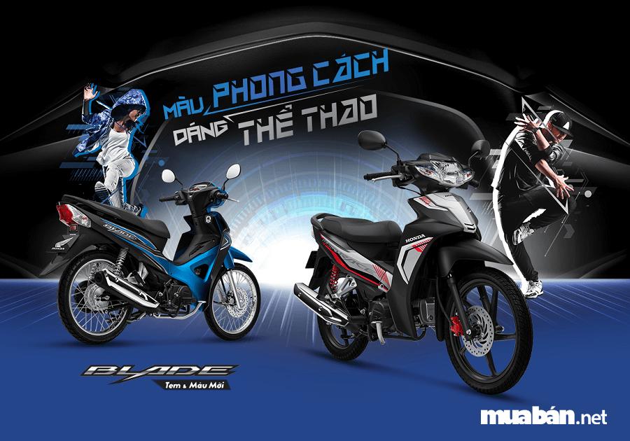 Honda Đã Tinh Chỉnh Động Cơ Của Blade 110. Giúp Xe Tiết Kiệm Nhiên Liệu Vượt Trội