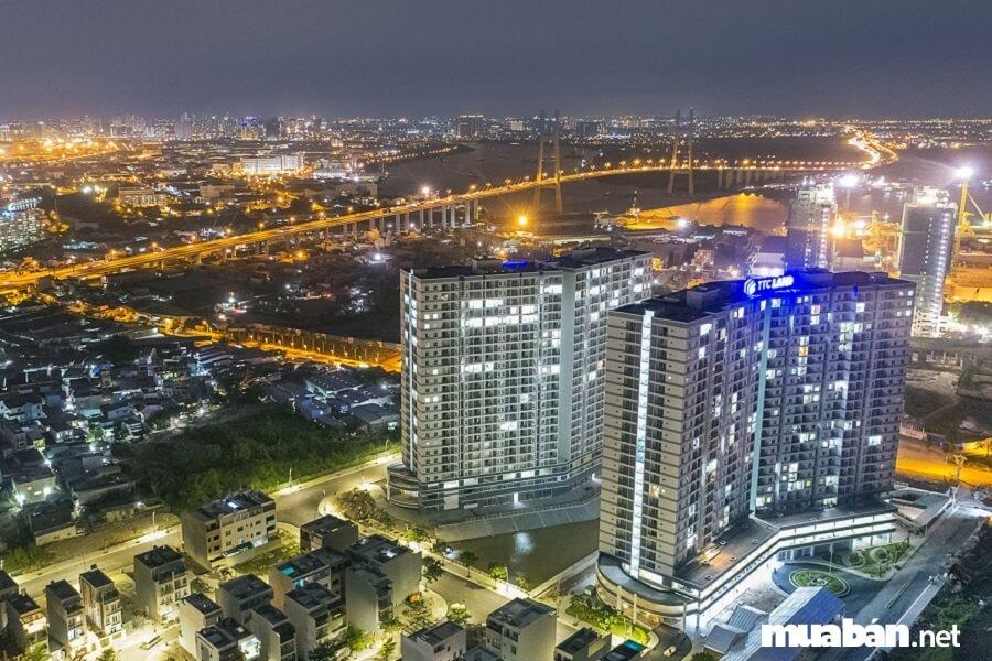 Jamona City – Luxury Home là dự án căn hộ thông minh đầu tiên tại quận 7