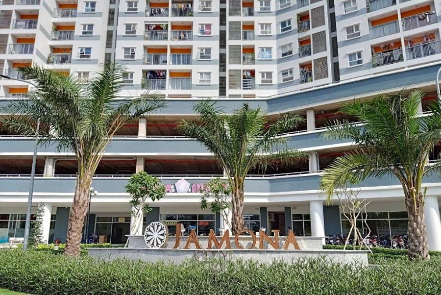 Jamona City – Luxury Home là dự án căn hộ thông minh đầu tiên tại quận 7.