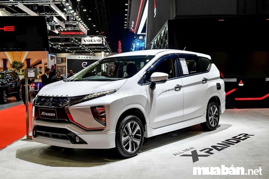 Mitsubishi Xpander là dòng xe 7 chỗ được nhập khẩu trực tiếp từ Indonesia.