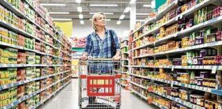 Nhà phần phối hàng tiêu dùng
