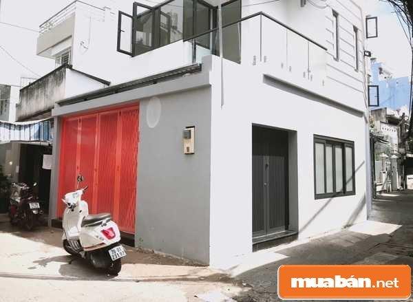 Nhà trọ giá rẻ quận Bình Thạnh