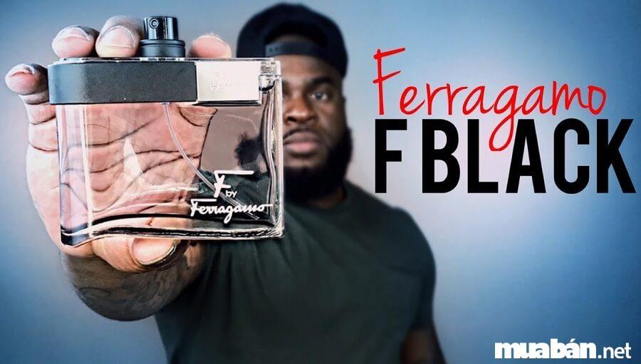 F by Ferragamo Black được ra mắt trên thị trường vào năm 2009.