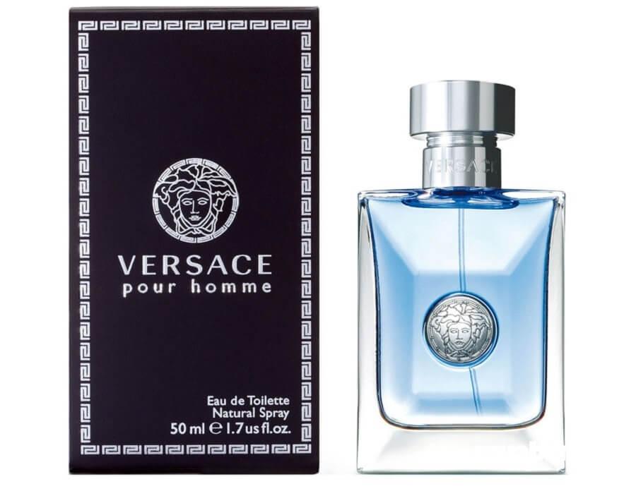 Versace Pour Homme là chai nước hoa đình đám của nhãn hiệu Versac.
