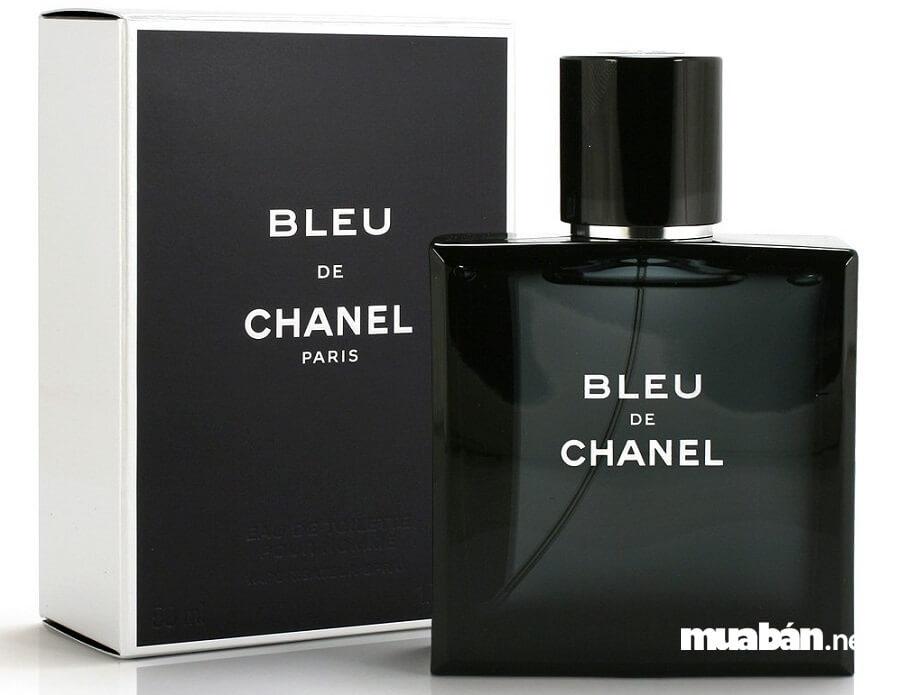 Bleu De là vũ khí lợi hại cho các chàng trai chinh phục phái đẹp.
