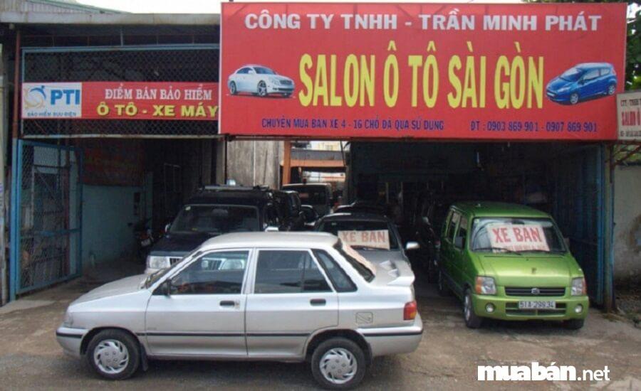 Salon ô tô Sài Gòn là một trong những địa chỉ bán xe hơi cũ tphcm uy tín nhất.