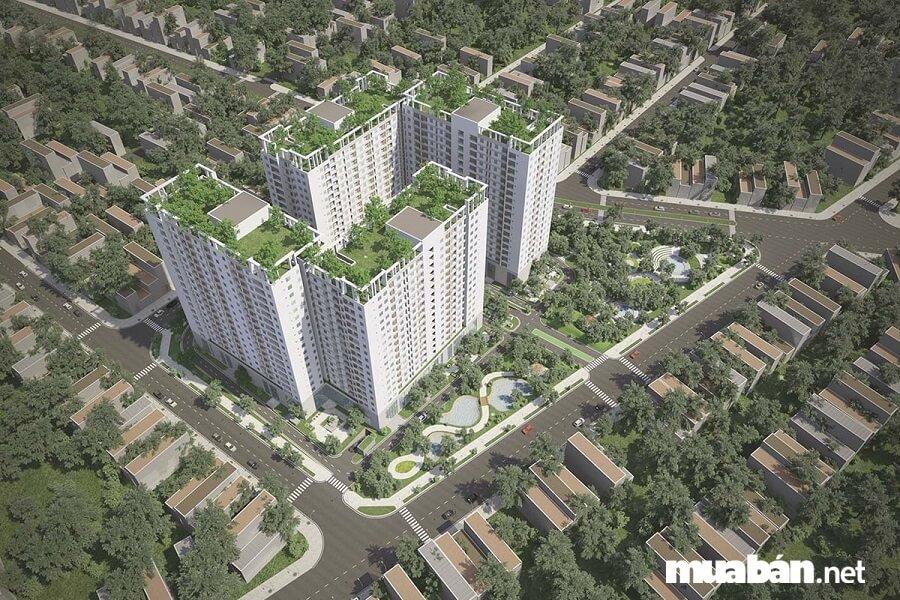 Dự án Tara Residence được Công ty TNHH May Song Ngọc (thuộc tập đoàn T&T) triển khai.