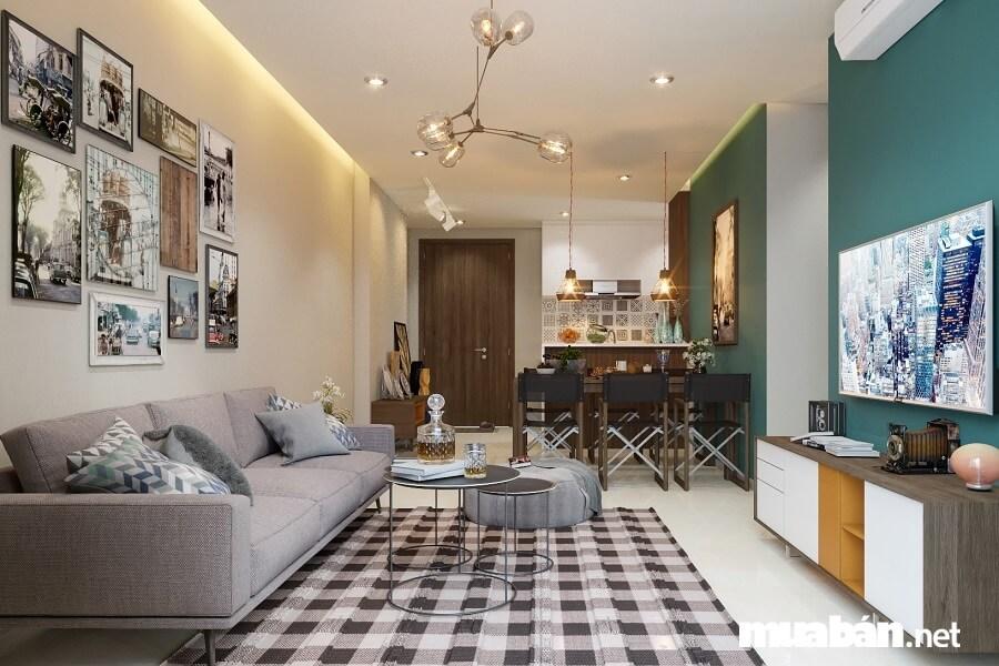 Giá bán căn hộ dự án Tara Residence rẻ nhất khu vực, chỉ từ 28 triệu/m2.