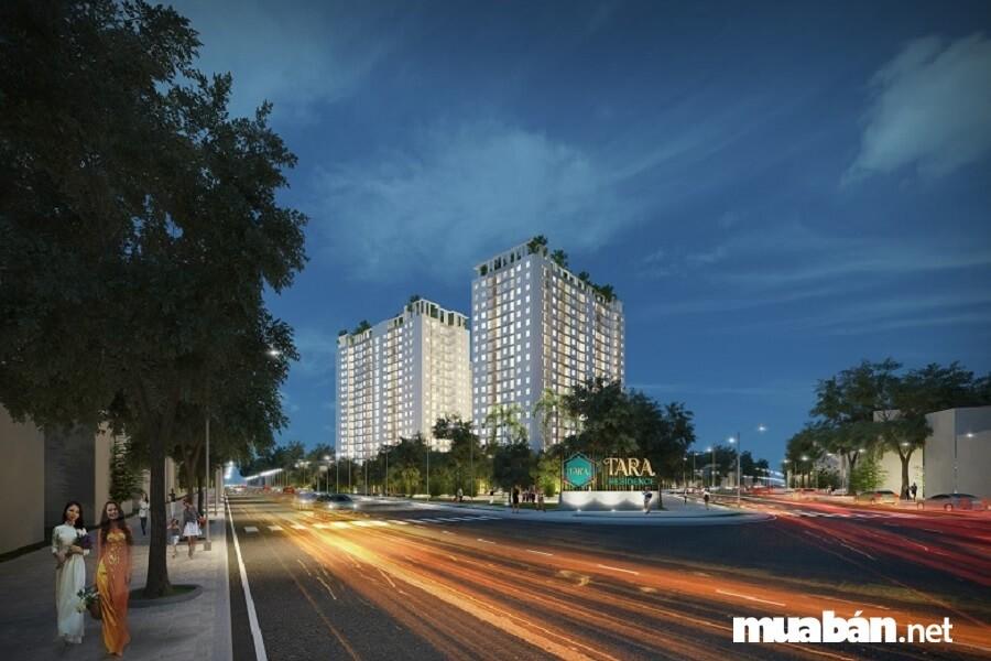 Dự án Tara Residence quận 8 còn có tên là Căn hộ chung cư Song Ngọc.