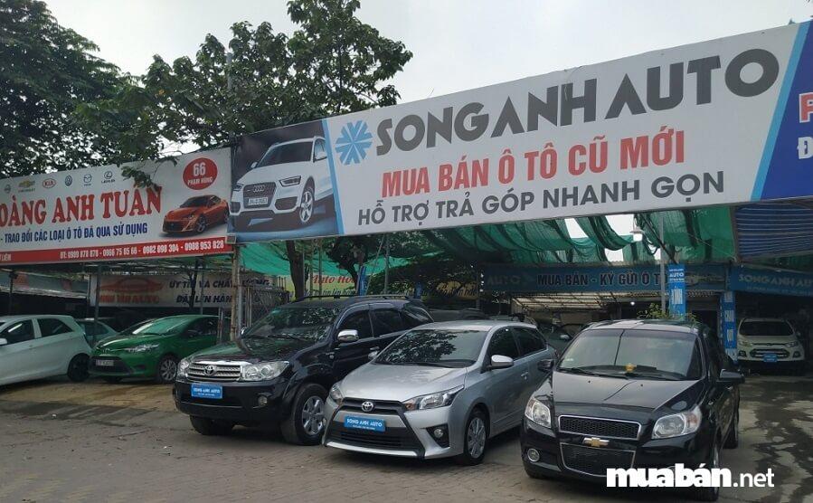 Loại thủ tục mua bán xe ô tô cũ tiếp theo nữa đó chính là thủ tục sang tên đổi chủ.