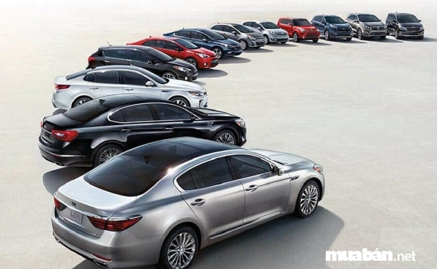Mua bán ô tô cũ hợp pháp, nhanh chóng với 5 loại thủ tục mua bán xe ô tô cũ này!