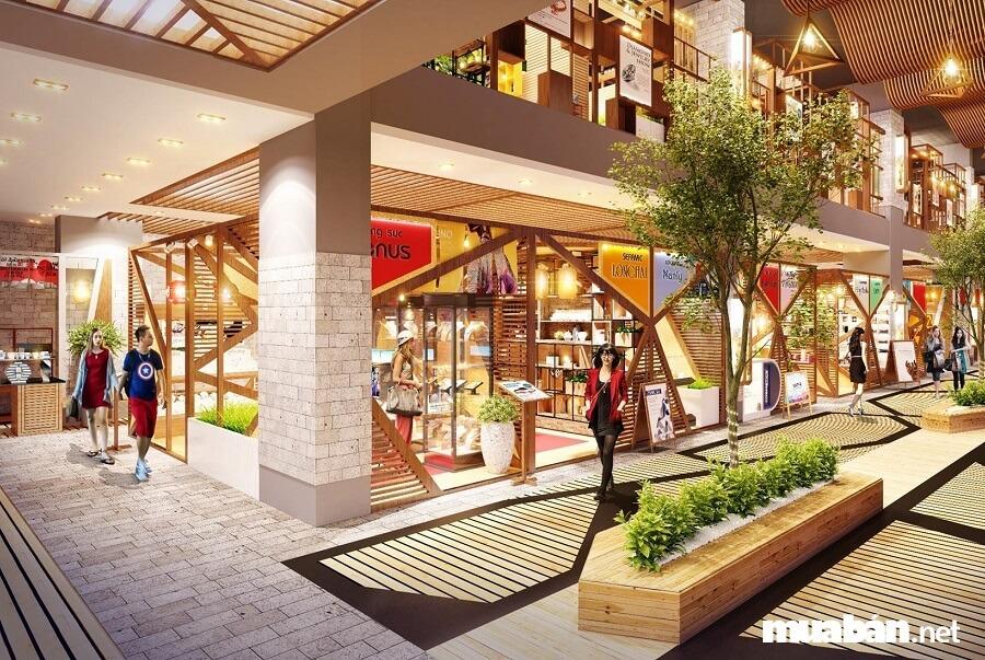 Kiot có thể được phát triển ở các khu chợ, ở sân bay, đường phố, công viên hay những trung tâm thương mại,…