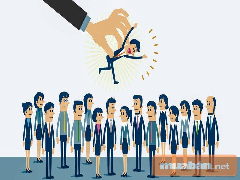 Bạn đòi hỏi điều gì ở ứng viên của mình?