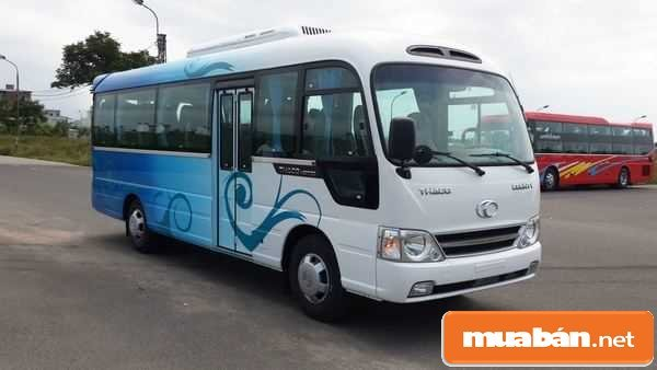 Hyundai County Thaco Trường Hải