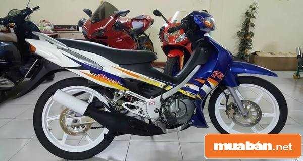 Xe Suzuki Sport giá bao nhiêu