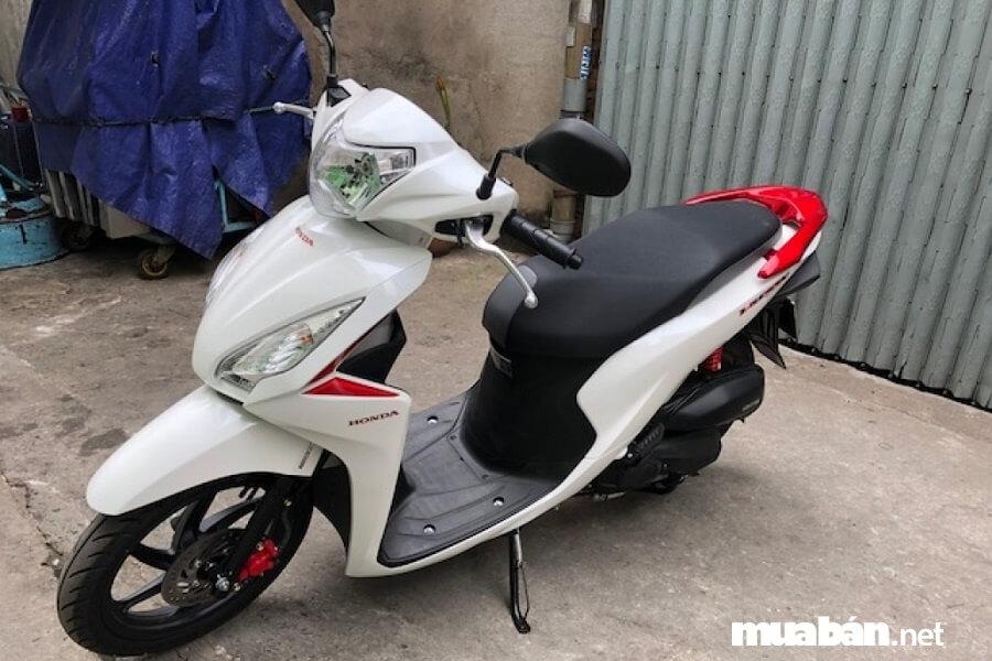 Không chỉ có thiết kế đẹp, nữ tính Honda Vison 2019 có khả năng tiết kiệm nhiên liệu rất tốt.