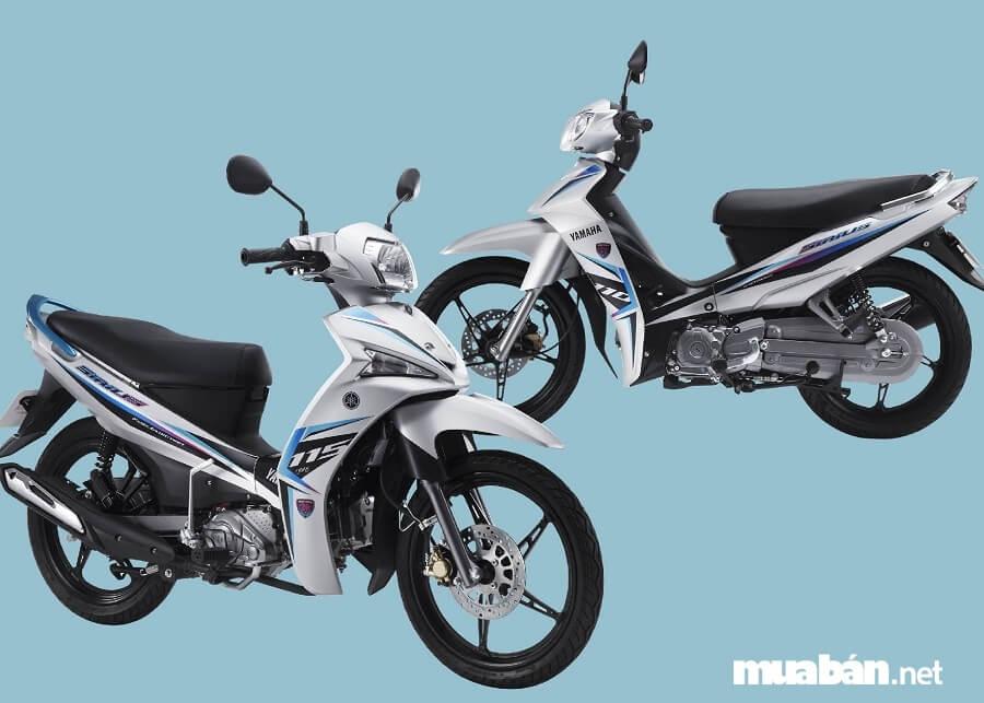 Yamha còn bổ sung nhiều lựa chọn màu sắc cho Yamaha Sirius 2019.