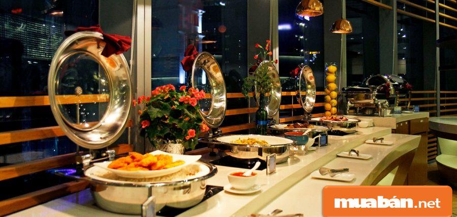 Đây là hệ thống nhà hàng, café được làm theo phong cách thoải mái và hiện đại.