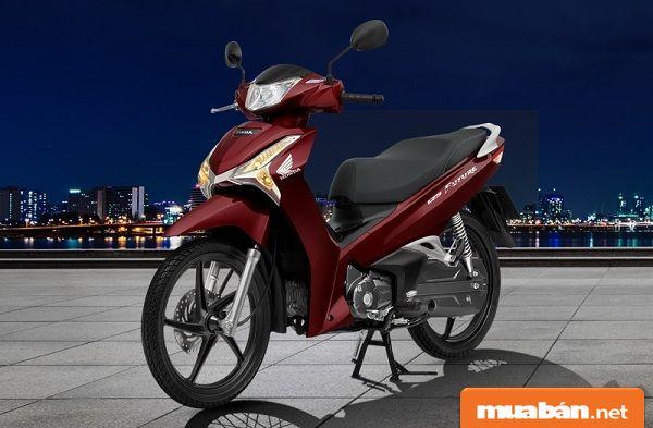 Future Neo – Xe số hạng sang được ưa chuộng nhất của Honda!