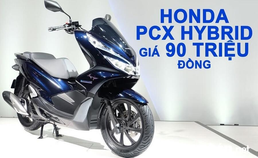 So với PCX 150 động cơ xăng thì PCX 150 Hyrid có giá đề xuất cao hơn 20 triệu đồng, tương đương với Honda SH 150 ABS.
