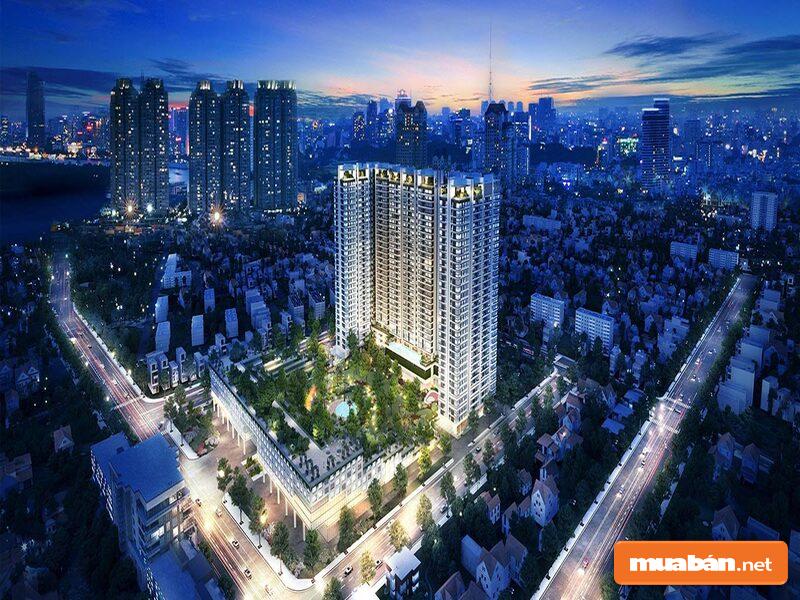 Kingdom 101 là bất động sản nổi bật của Hoa Lâm
