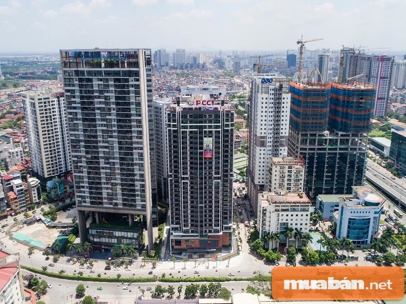 Dự án Mỹ Đình Plaza 2 nằm trong khu vực phát triển bậc nhất hiện nay