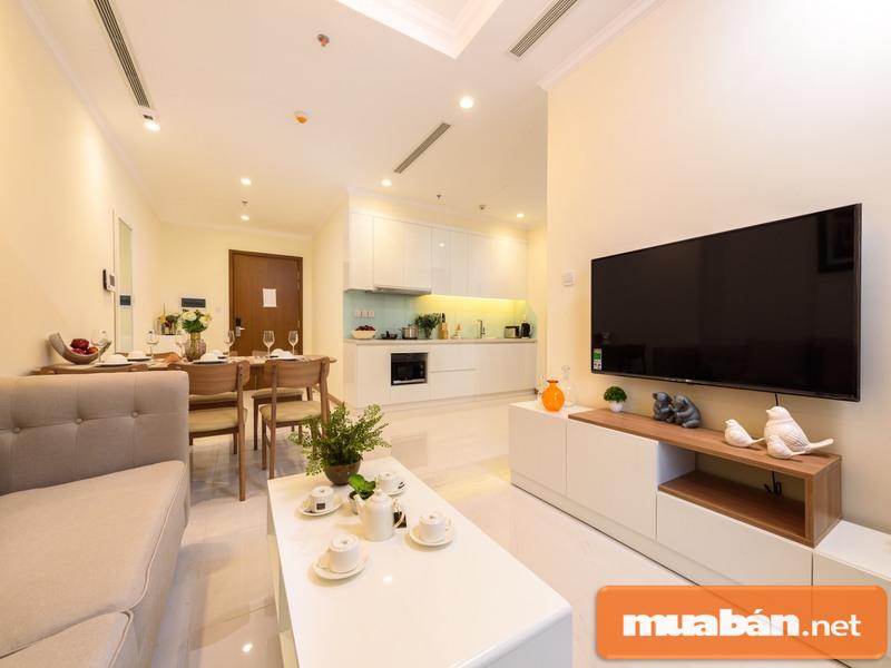 Muaban.net sẽ giúp người mua dễ dàng có được căn hộ ưng ý tại Mỹ Đình Plaza 2