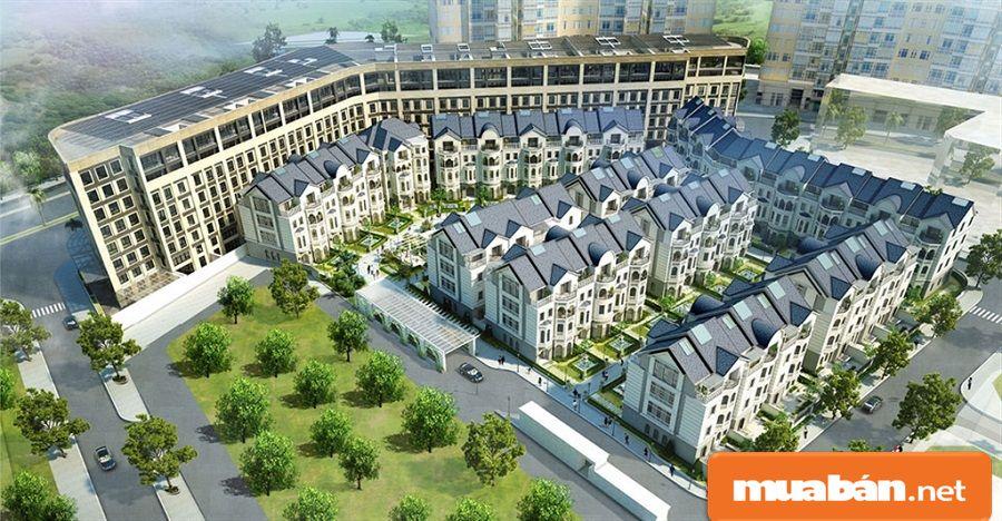 Dự án được đầu tư bởi chủ đầu tư khá uy tín trong lĩnh vực xây dựng, bất động sản.