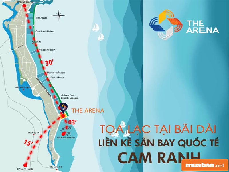 The Arena Cam Ranh 4