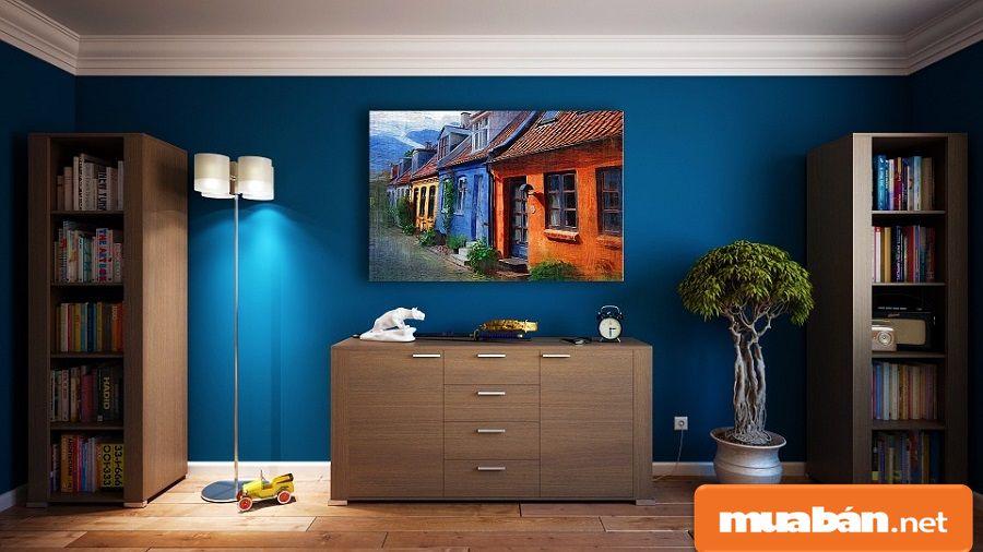 Nên kiểm tra và thống kê các vật dụng, nội thất có sẵn trong nhà trong hợp đồng thuê.