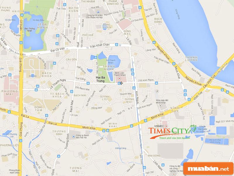 Times City 3