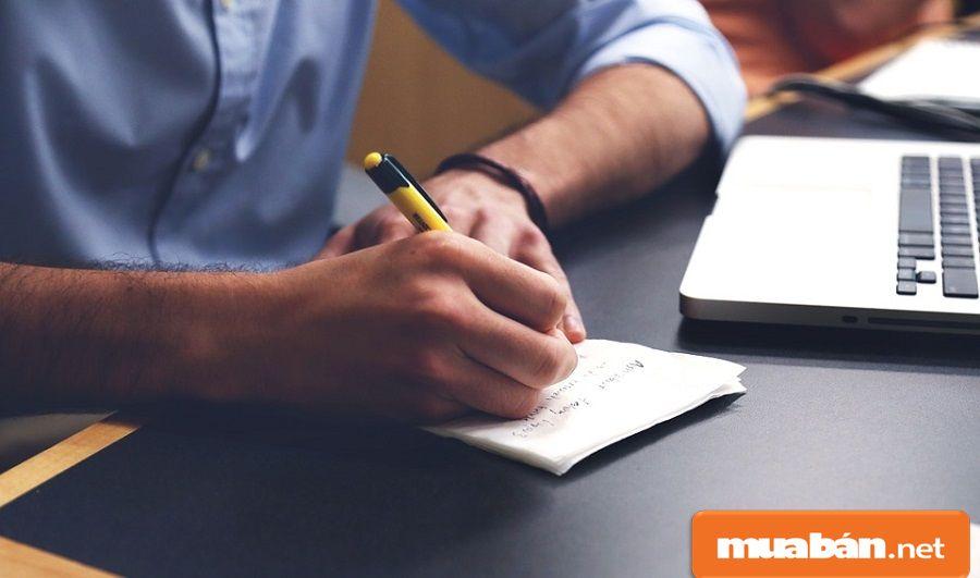 Bạn phải chuẩn bị được đầy đủ các bản kế hoạch hành động cụ thể sau khi tuyển dụng.