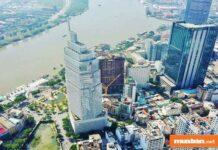 Vietcombank Sagon là dự án văn phòng cho thuê đáng chú ý