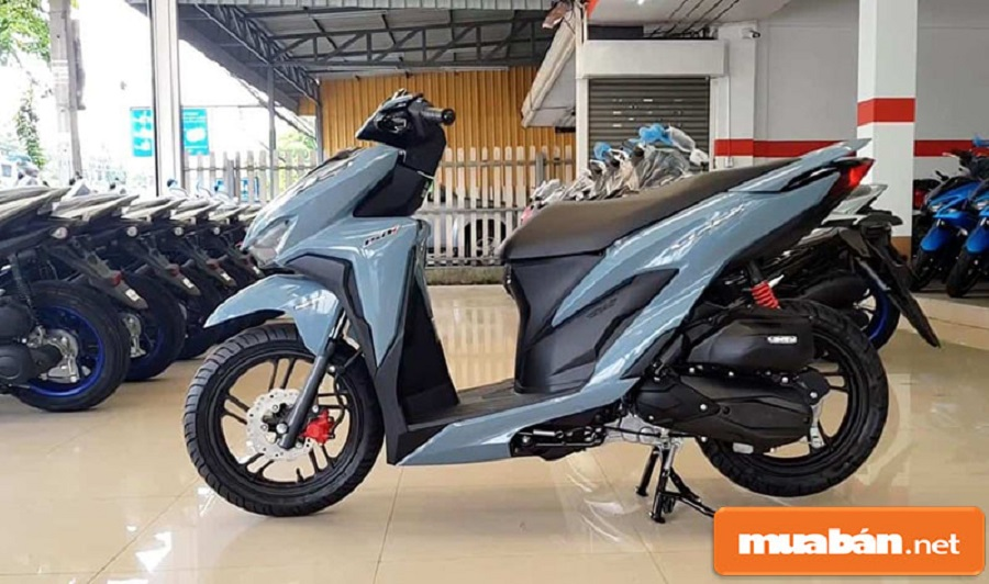 Honda vẫn tiếp tục sản xuất dòng xe này tại Thái Lan, gọi tắt là Click Thái.
