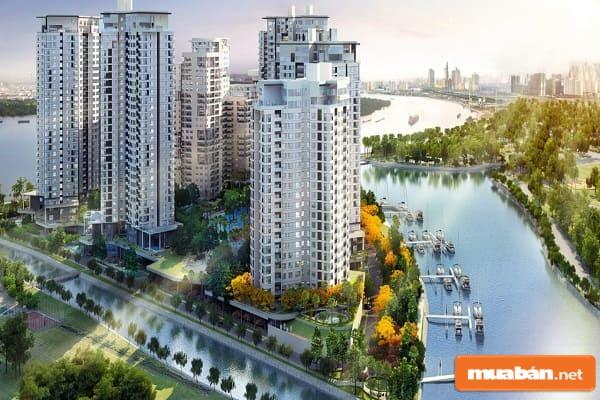 Đảo Kim cương là dự án nổi bật của Sài Gòn