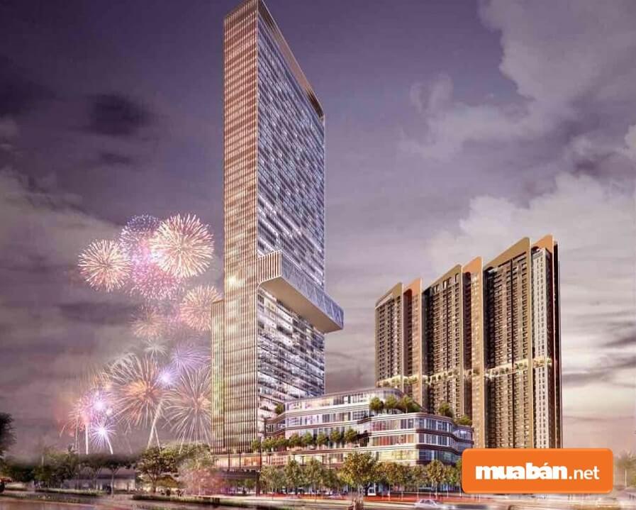 Khu phức hợp Dragon Riverside City do Land Sai Gon làm chủ đầu tư.