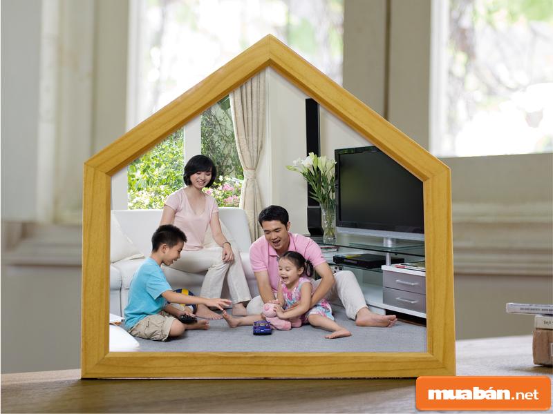 Muaban.net sẽ trao cho bạn căn nhà hoàn hảo nhất
