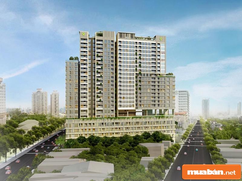 Kingston Residence là dự án tầm trung đáng gờm tại Phú Nhuận