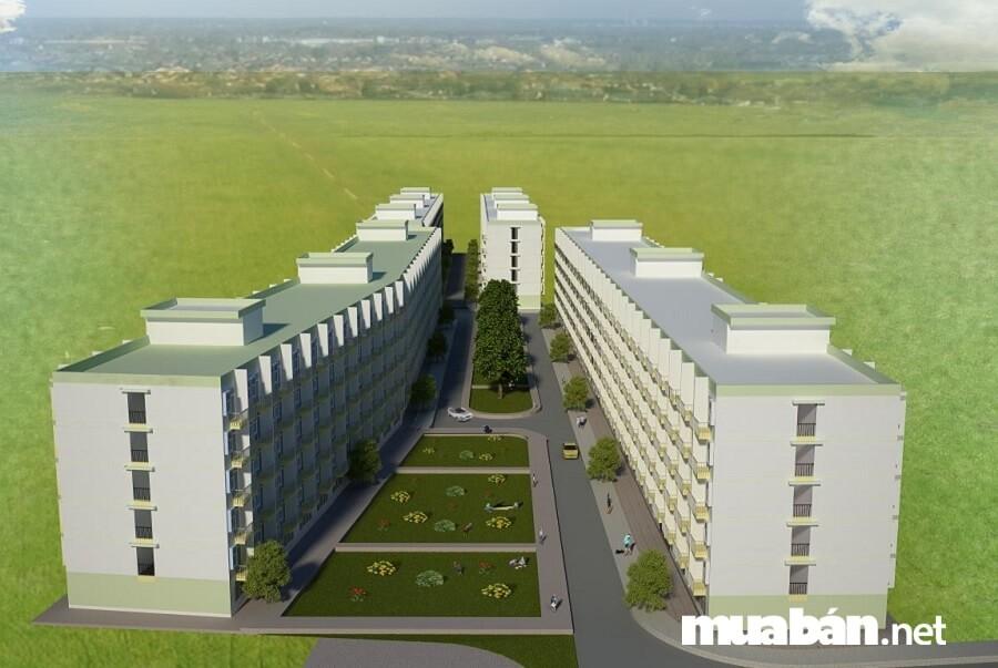 Chủ đầu tư dự án là Công ty TNHH Thương mại - Xây dựng Lê Thành.