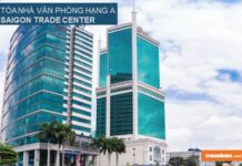 Phối cảnh tòa nhà Saigon Trade Center